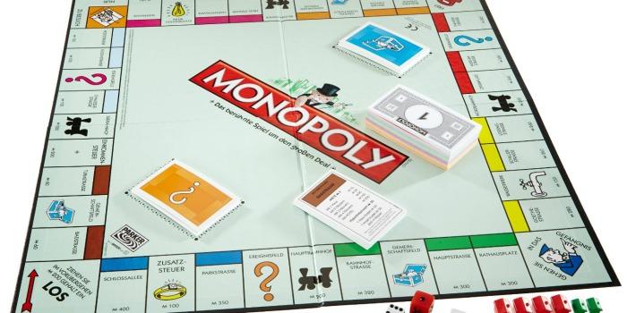 Lionsgate compra direitos para fazer filme do jogo Monopoly