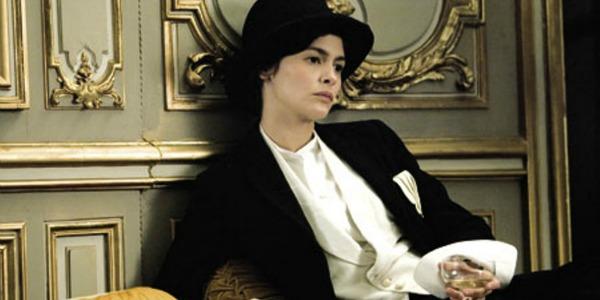 "Coco Chanel (Audrey Tautou), de ""Coco Antes de Chanel"" (2009)"