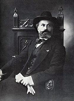 Retrato de Ricciotto Canudo