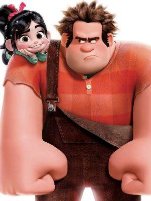 Detona Ralph, da Disney