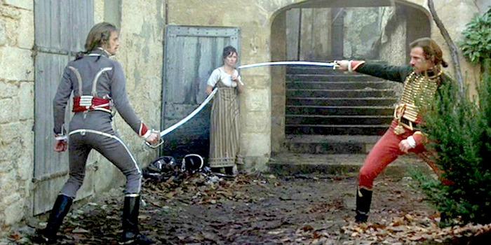 Os Duelistas, de Ridley Scott