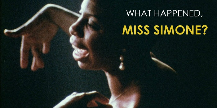 What Happened, Miss Simone?, de Liz Garbus, pelo Netflix