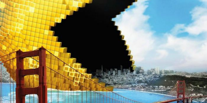 Pixels e Carrossel dividem atenção com clássico de Spielberg