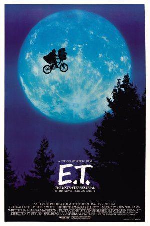 Pôster de E.T. - O Extraterrestre