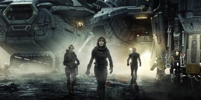 Ridley Scott planeja três novos filmes da série Prometheus