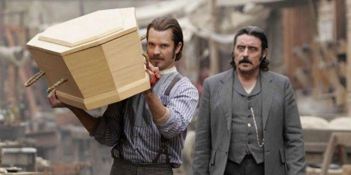 """Clássica série """"Deadwood"""", da HBO, pode ser revivida como filme"""