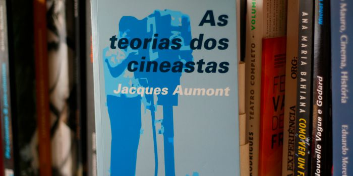 As Teorias dos Cineastas, de Jacques Aumont