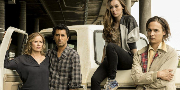 "Série derivada de ""The Walking Dead""  bate recordes na estreia e entra para a história da TV"