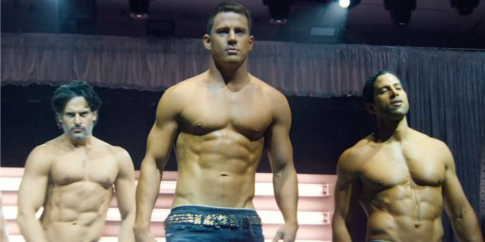 Magic Mike XXL, com Channing Tatum