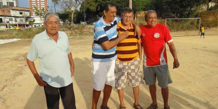 Parque Amazonense - Um Conto do Futebol Clássico
