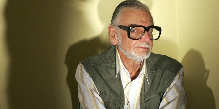 Mestre do terror, George A. Romero morre aos 77 anos
