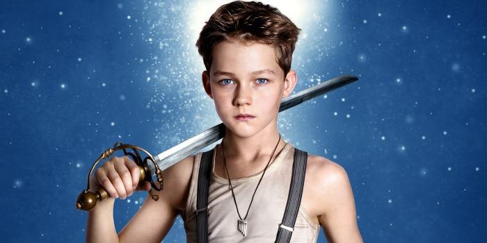 Peter Pan, com Hugh Jackman