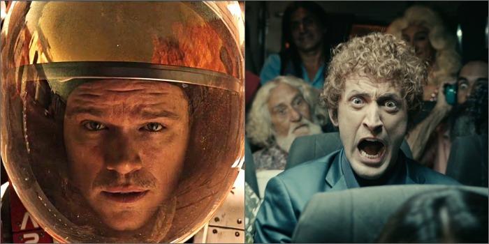 Matt Damon e Paulo Gustavo são destaques nos cinemas