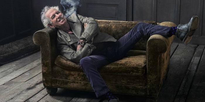 Keith Richards – Under The Influence: por que tão curto?