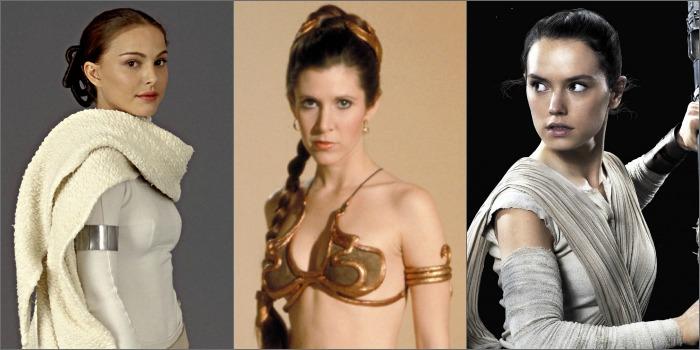 Star Wars: A Força Feminina na Saga Intergalática