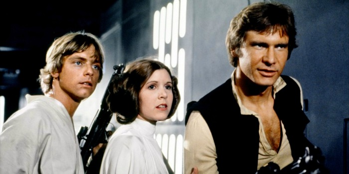 Trilogia clássica de 'Star Wars' retorna aos cinemas dos EUA