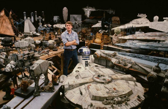 O design de Star Wars – naves de uma galáxia distante