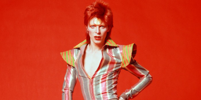David Bowie, camaleão do… Cinema?