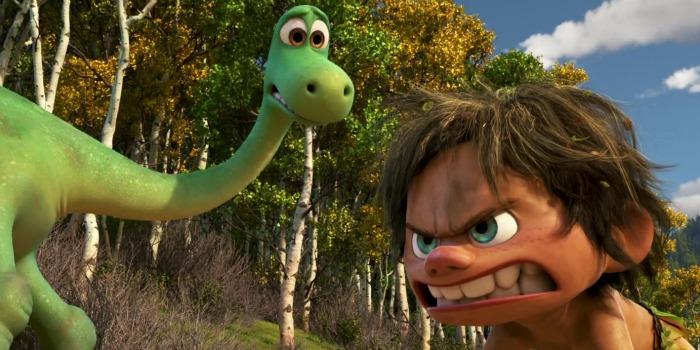 'O Bom Dinossauro': sim, a Pixar também erra feio