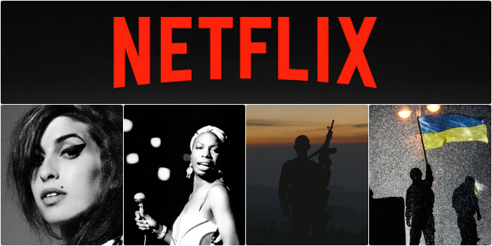 Oscar 2016: Indicados a Melhor Documentário no Netflix