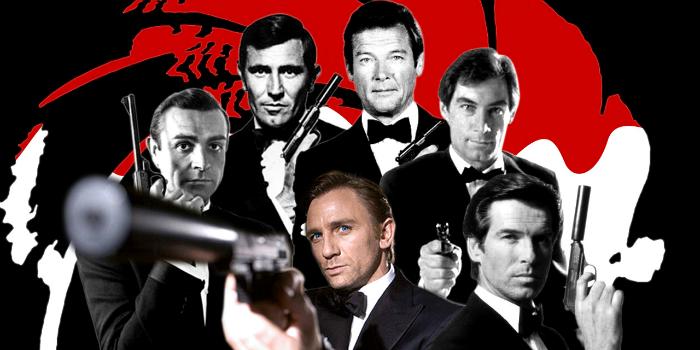 Eleição Cine Set – Quem será o novo James Bond?