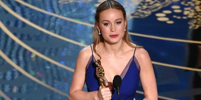 Brie Larson será a primeira candidata à presidência dos EUA em 'Victoria Woodhull'