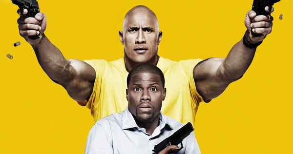'Um Espião e Meio': química da dupla de protagonista redime fraca comédia de ação