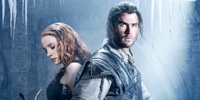 O Caçador e a Rainha do Gelo: continuação desnecessária com bom elenco