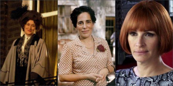 Julia Roberts, Glória Pires e Meryl Streep dividem atenção nos cinemas de Manaus