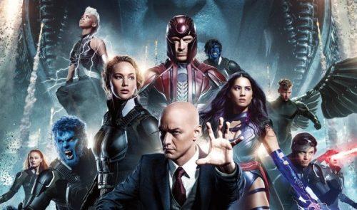 X-Men divide atenção nos cinemas de Manaus com Russell Crowe e Seth Rogen