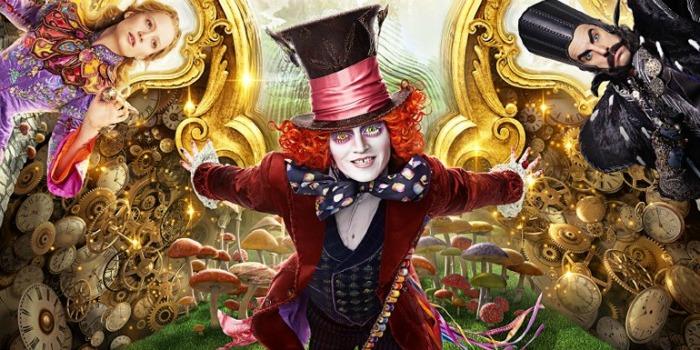 'Alice Através do Espelho': filme requentado de pouca imaginação