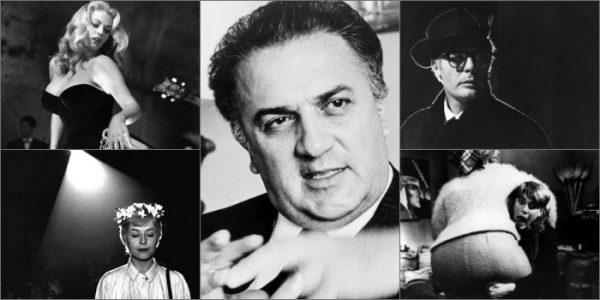 Federico Fellini: simplesmente um mestre do cinema