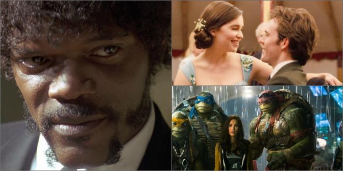 Romance e Tartarugas Ninjas dividem espaço nos cinemas de Manaus com Tarantino