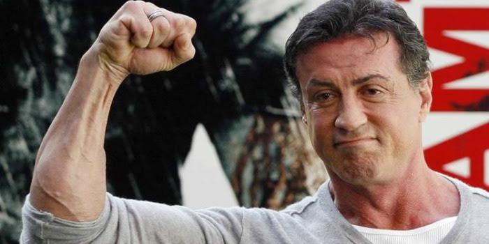 Sylvester Stallone compara 'Guardiões da Galáxia 2' a 'Rambo' e 'Rocky'