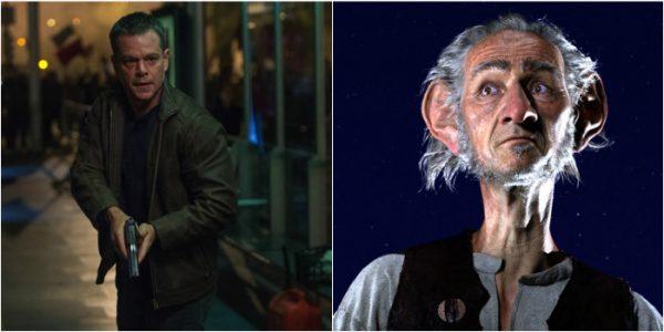 Jason Bourne e Steven Spielberg chegam aos cinemas de Manaus