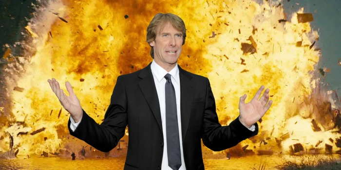Michael Bay: o Donald Trump dos cinemas