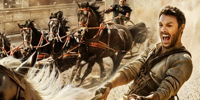 'Ben-Hur': remake com cara de 'Gladiador'