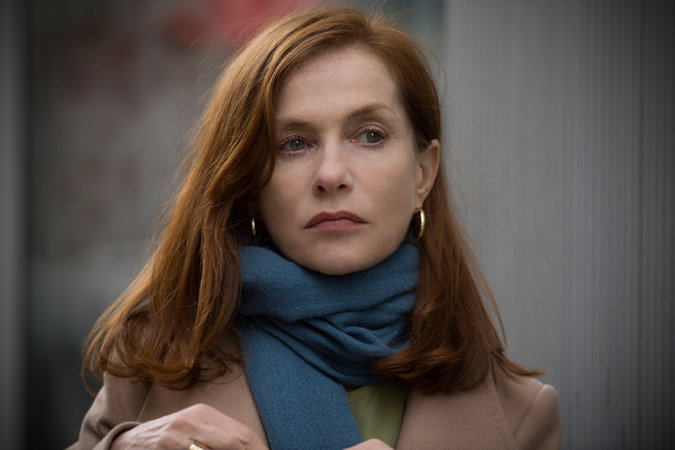 'Elle' conquista o prêmio máximo do cinema da França