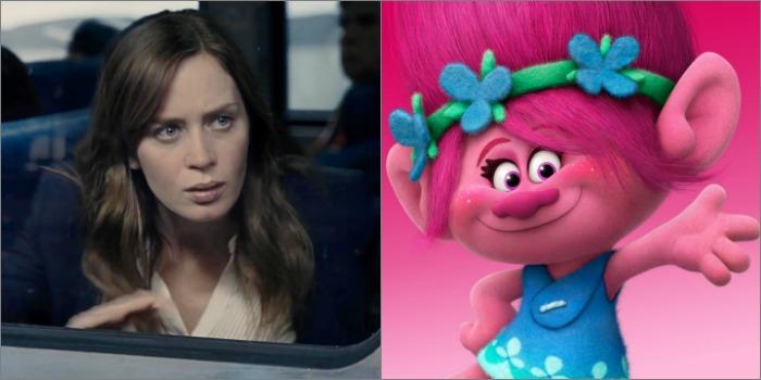 'A Garota no Trem' e 'Trolls' são destaques nos cinemas de Manaus