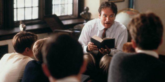 Cinco Melhores (e o pior) Professores do Cinema
