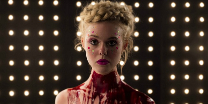 'Demônio de Neon': um belo editorial de moda e um filme vazio