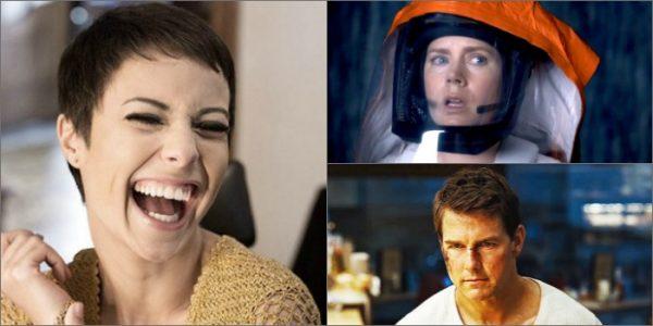 Amy Adams, Tom Cruise e Elis Regina são destaques nos cinemas de Manaus
