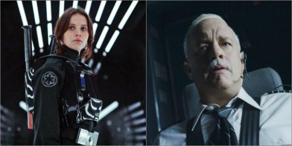 'Rogue One' e 'Sully' são destaques nos cinemas de Manaus