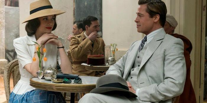 'Aliados': o 'Casablanca' requentado do novo século