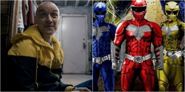 Novo Shyamalan e Power Rangers são atrações nos cinemas de Manaus