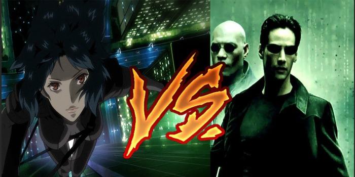 Como o anime 'Ghost in the Shell' influenciou 'Matrix'?
