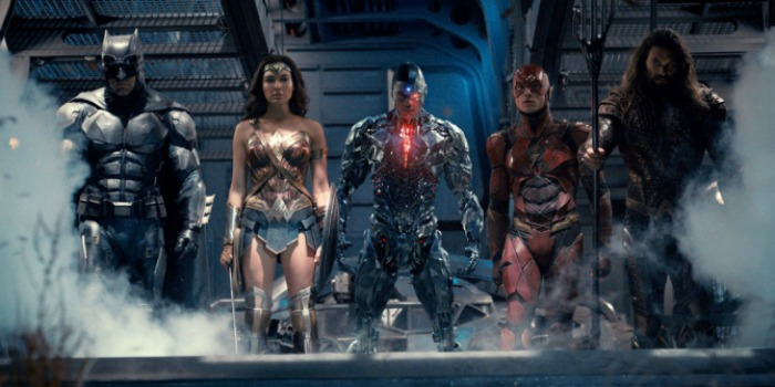 Primeiro trailer de 'Liga da Justiça' reúne todos os heróis; assista
