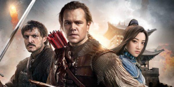 'A Grande Muralha': Matt Damon é o herói que a China precisa #sqn