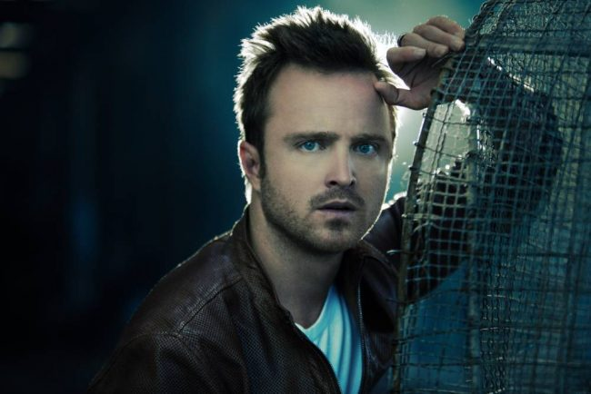 Aaron Paul será estrela do suspense 'Welcome Home'