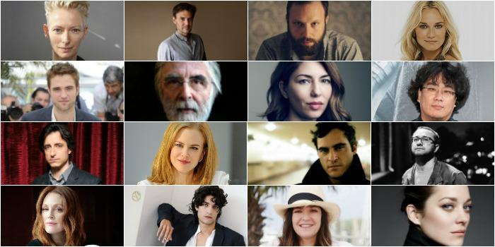 Conheça os 19 selecionados para a disputa da Palma de Ouro em Cannes